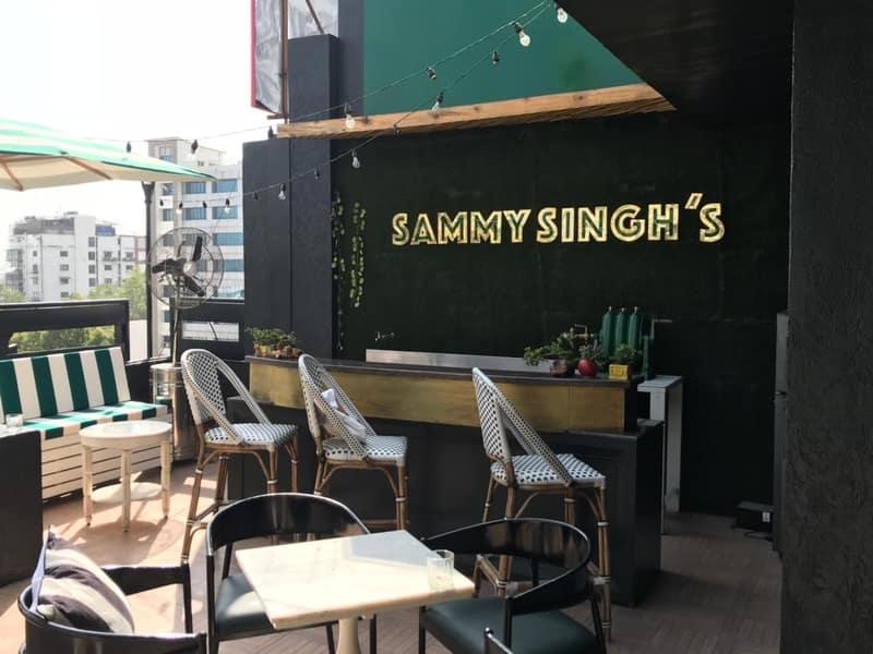 Sammy Singh's Rooftop