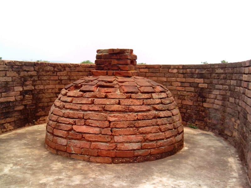 Stupa at Bavikonda