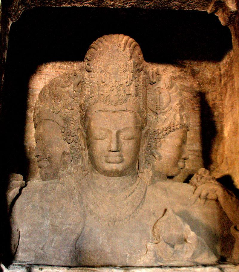 The Elephanta Caves