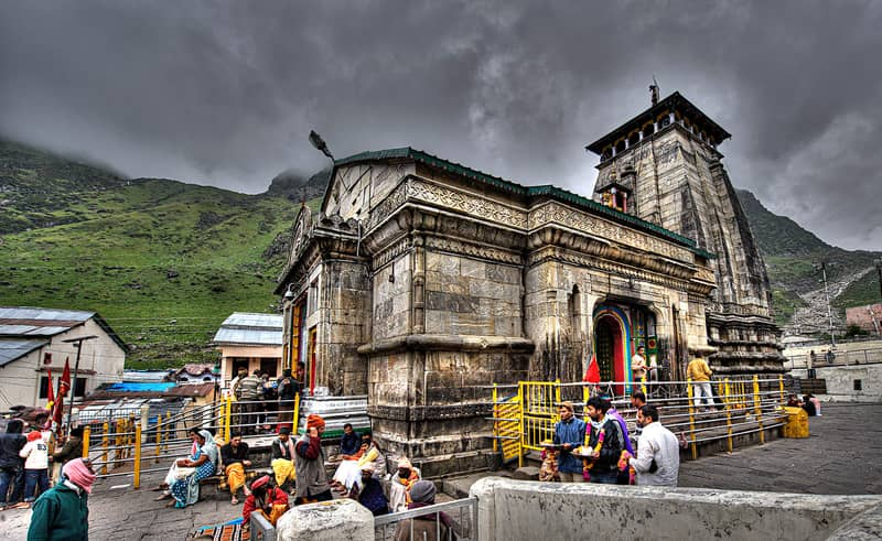 The Kedarnath Temple