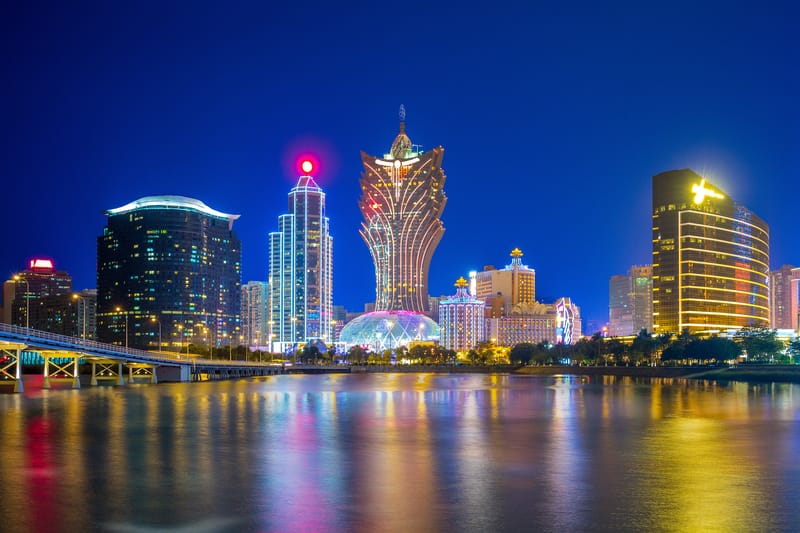 The Macau Skyline