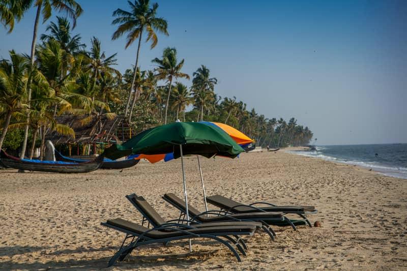 The Marari Beach