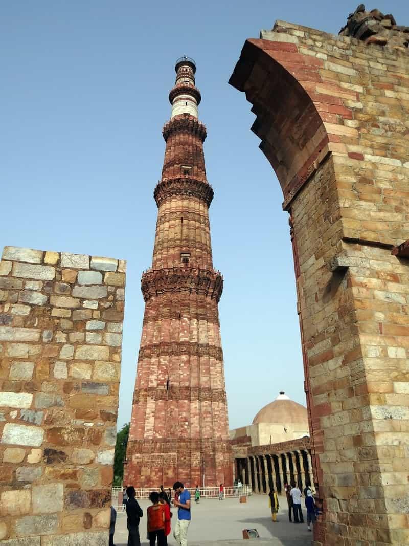 The Qutb Minar Complex
