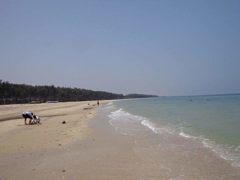 The Serene Ariyaman Beach at Rameshwaram