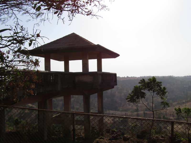 The Sunset Point at Jawhar