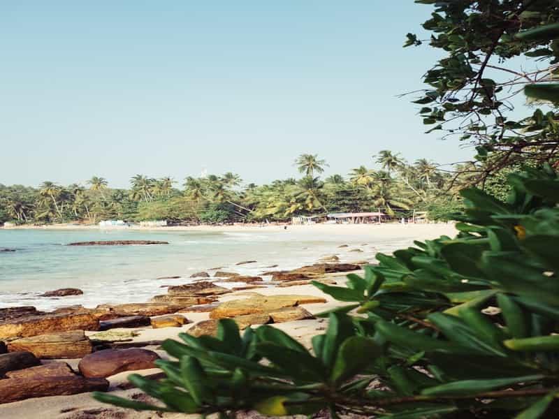 Chill by the Beach in Sri Lanka