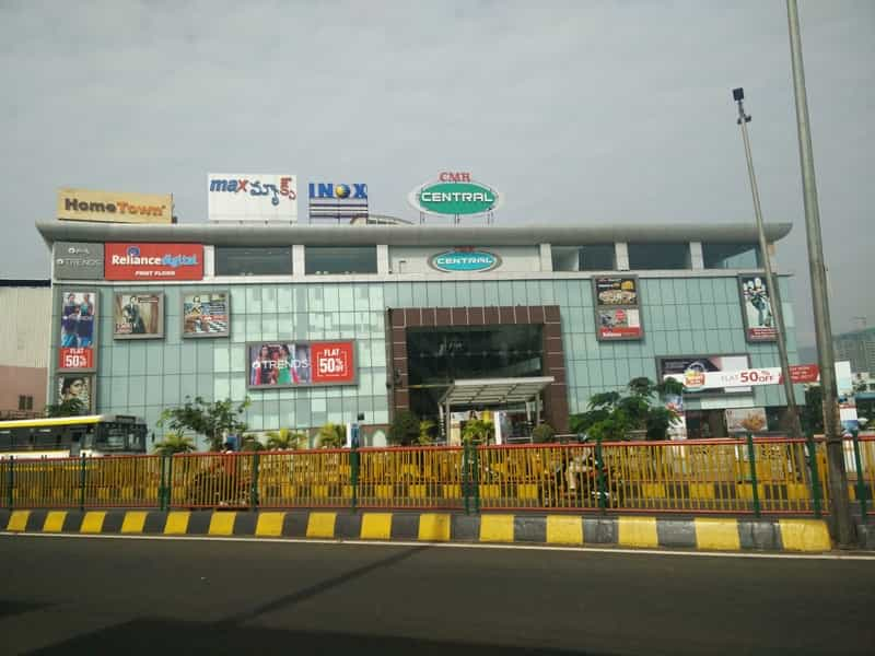 CMR Shopping Mall