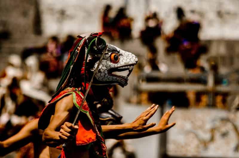 Soak in the cultural beauty of Bhutan