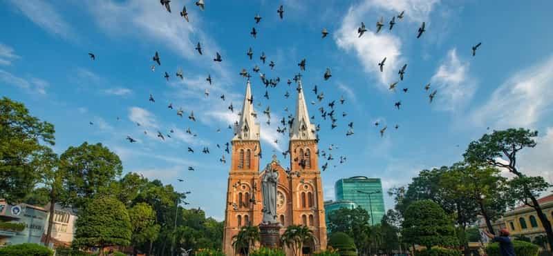 A Church in Hanoi