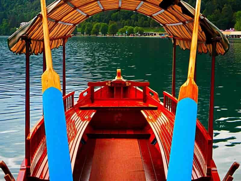 Mirasol Resort in Daman Boating
