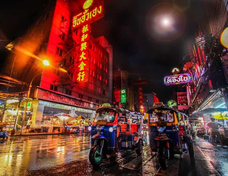 Explore Bangkok at Night