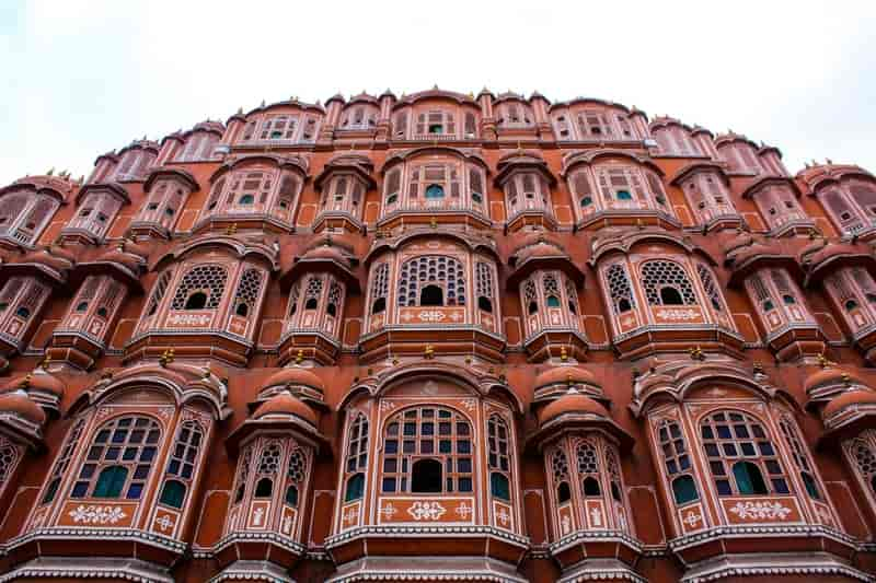 Visit the Hawa Mahal
