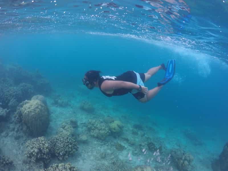 Snorkelling Andaman