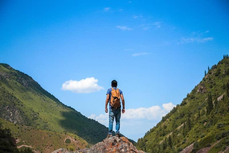Trekking in Kodaikanal