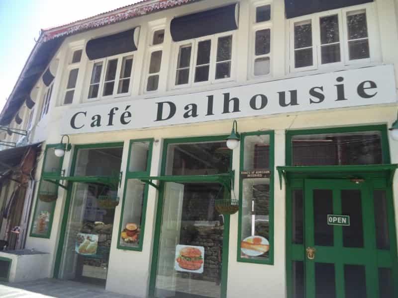 Café Dalhousie