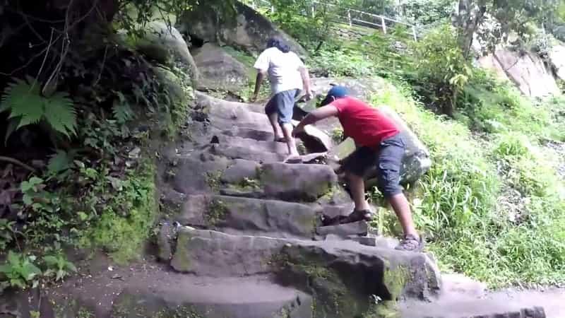 Trekking to the Edakkal Caves