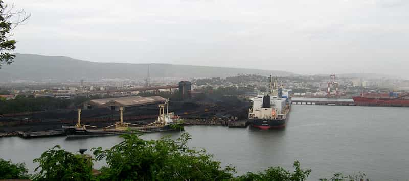 Vizag Harbour