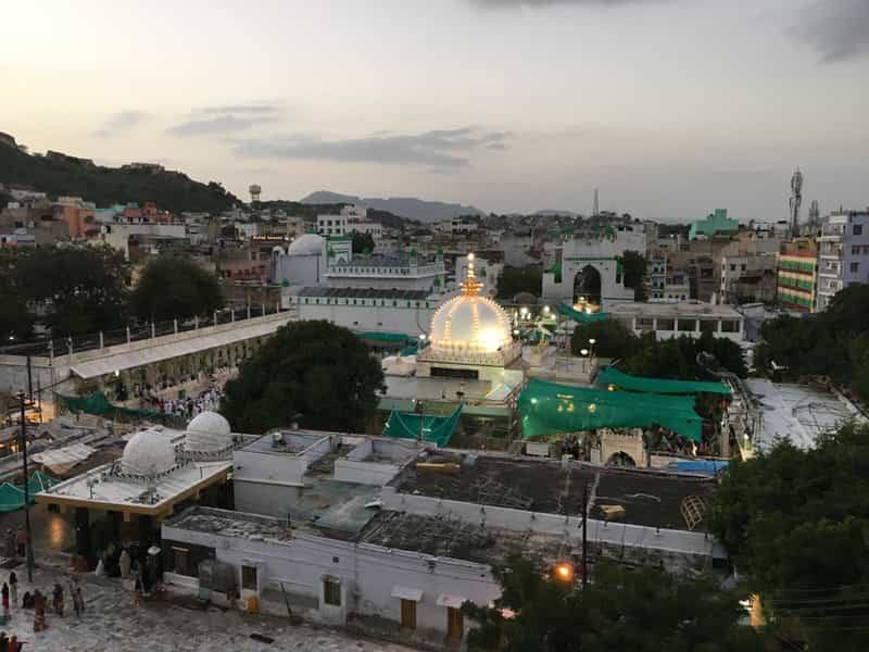 Dargah of Khwaja Muin-ud-din Chishti
