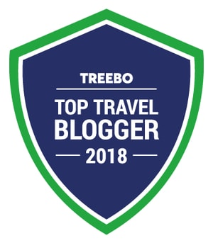 Treebo Top Travel Blogger In India