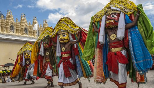 Different Ways Of Dussehra Celebration In India