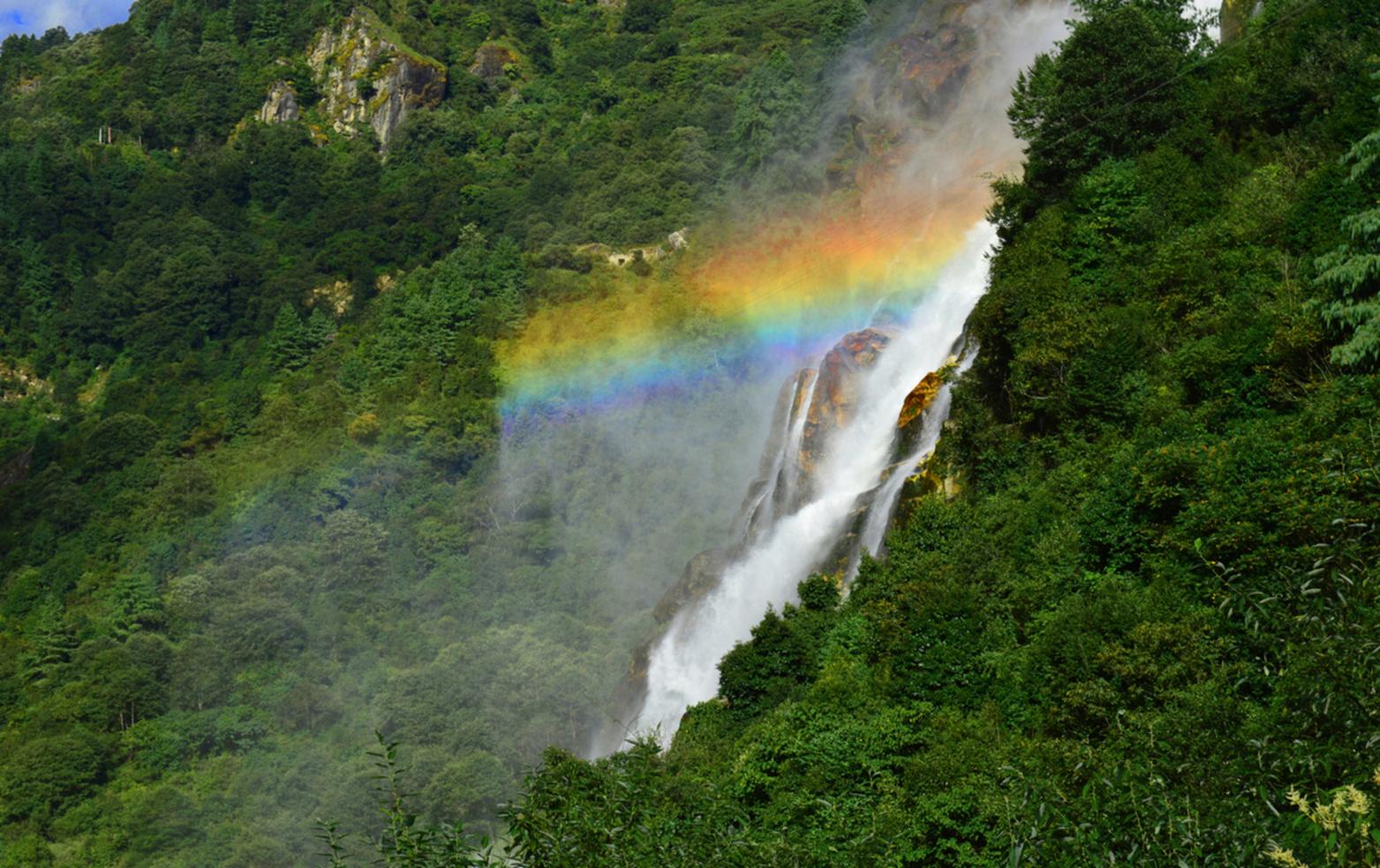 Nuranang Falls, Tawang