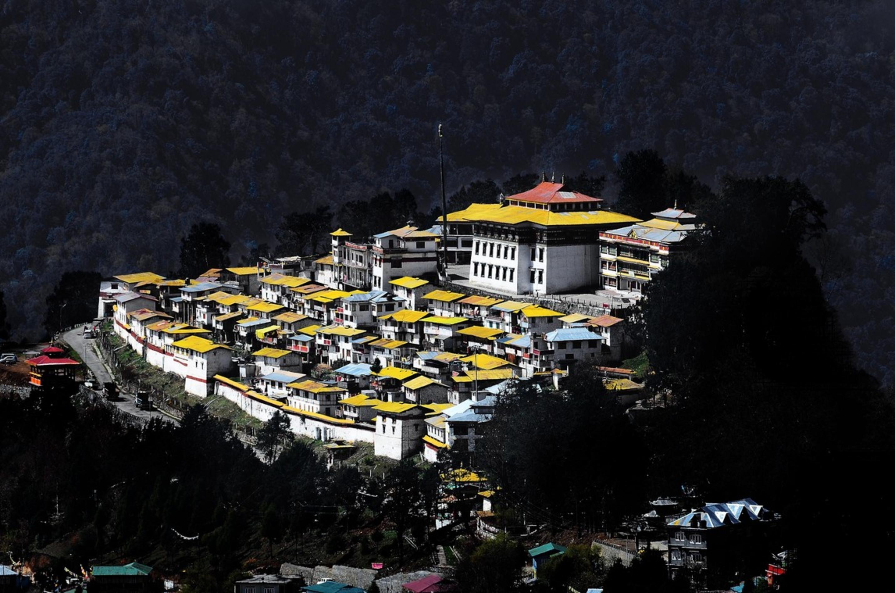 Tawang Monastery, Tawang
