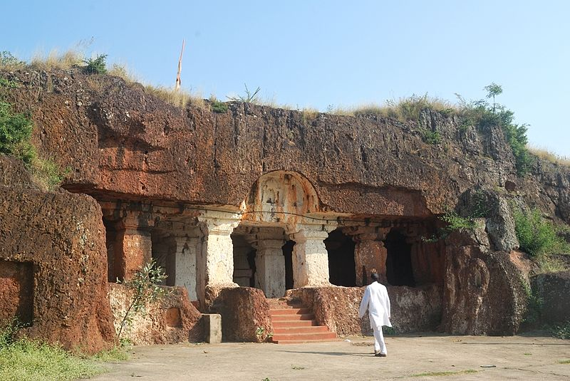 Kharosa Caves Latur