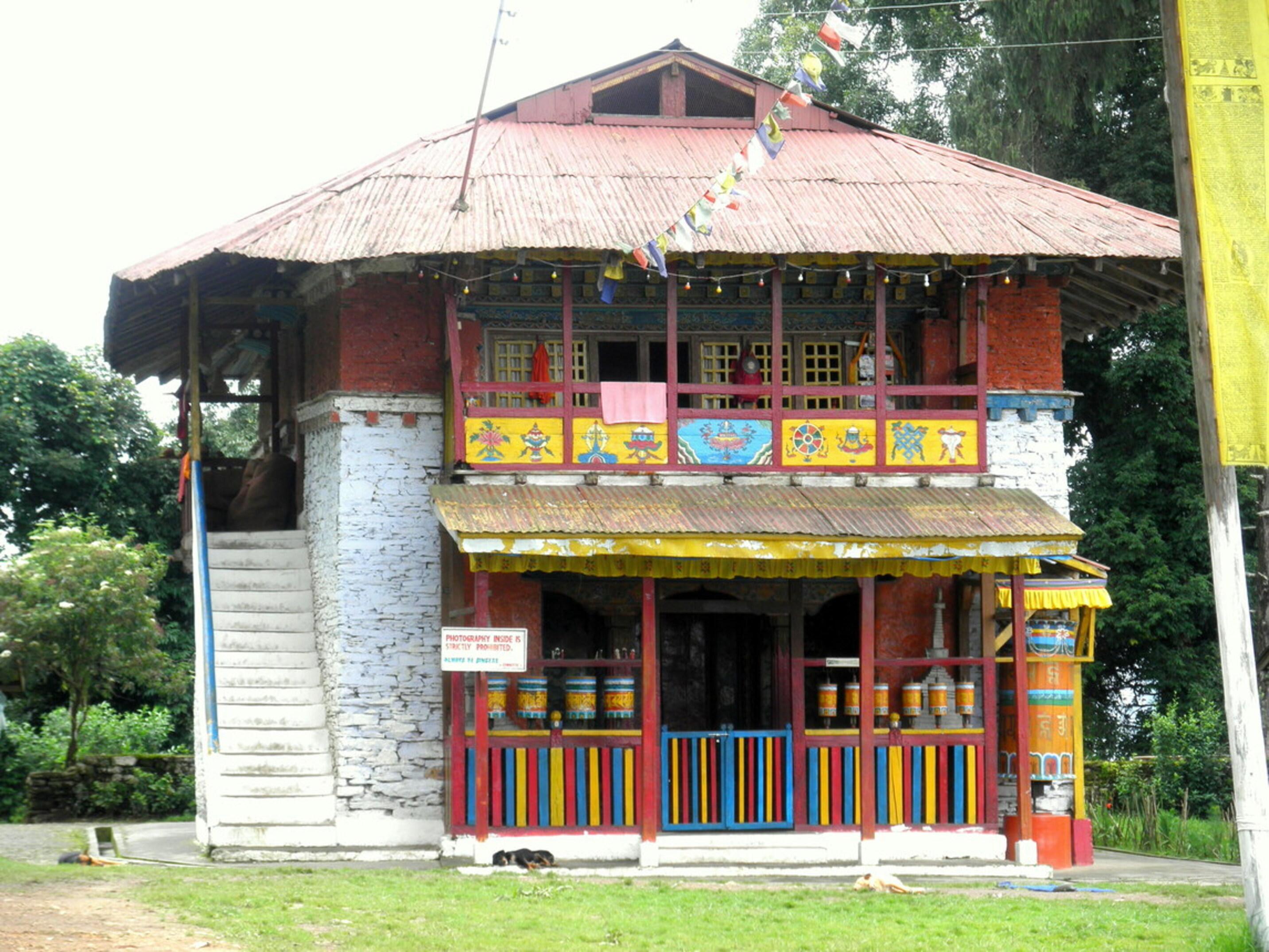 Rinchenpong Monastery, Pelling