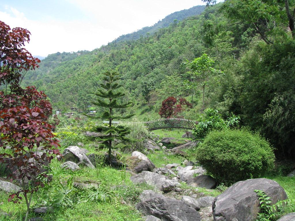 SSewaro Rock Garden, Pelling