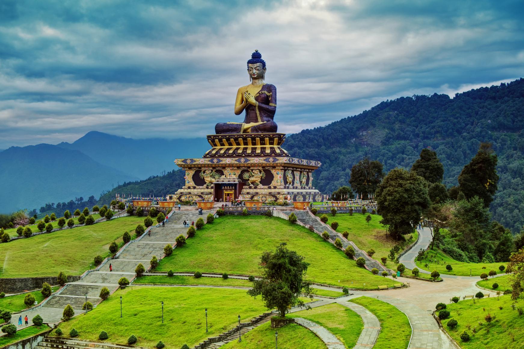 Tathagata Tsal_Buddha Park_Ravangla_South Sikkim